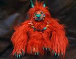 Julius the lion doll