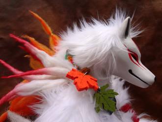 Amaterasu doll by missmonster