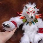 Amaterasu doll 3