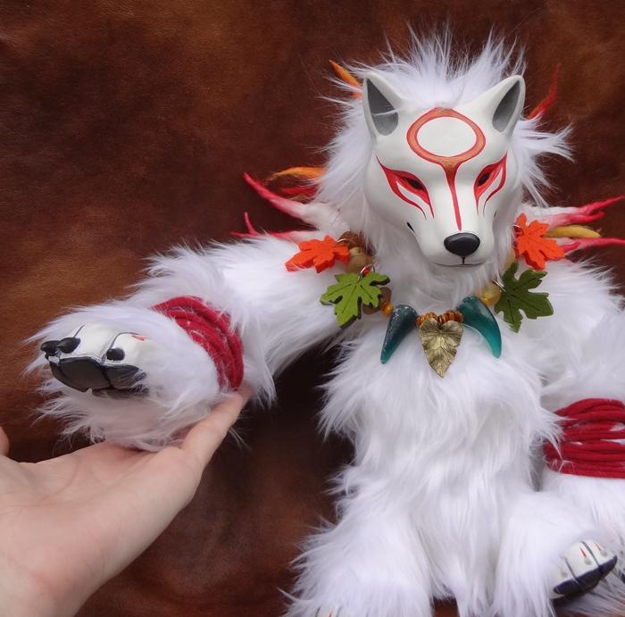 Amaterasu doll 3 by missmonster