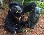 Kelos the Werewolf doll
