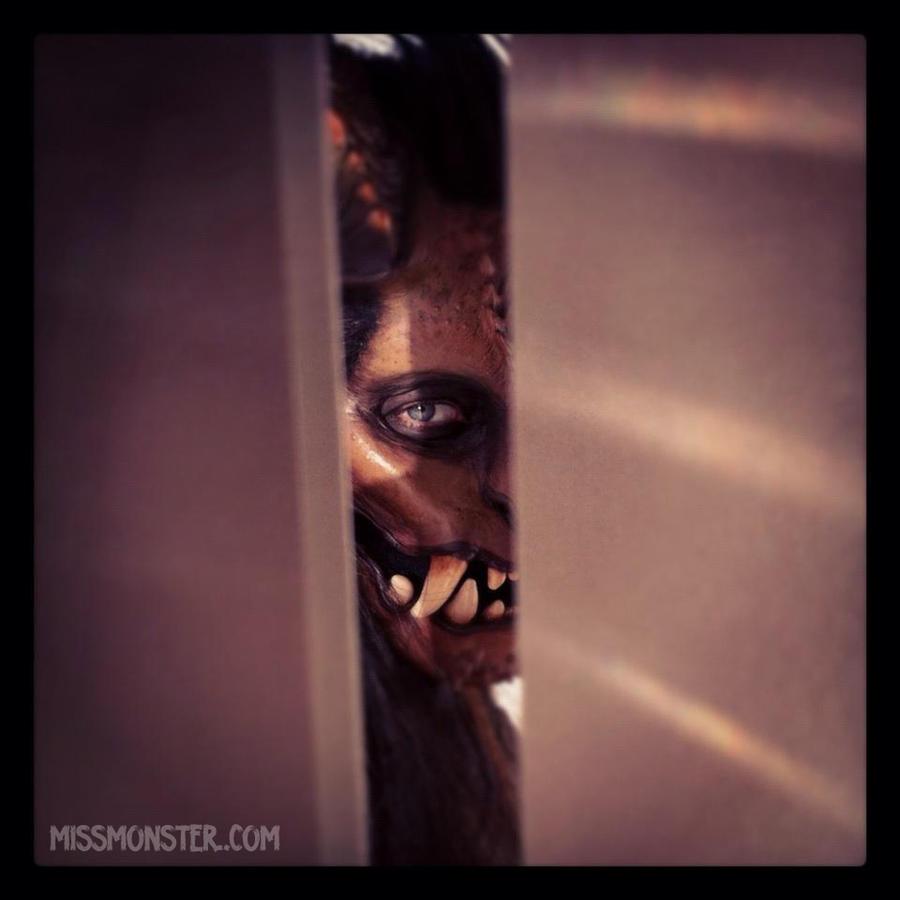 Halloween 2012 by missmonster