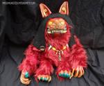 Zotz the bat monster doll