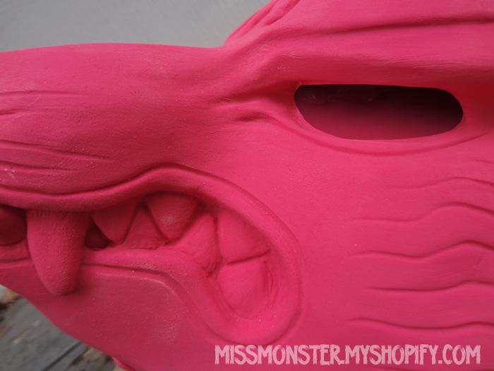 Kitsune mask PREORDER by missmonster