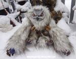 Harlo the owlbear