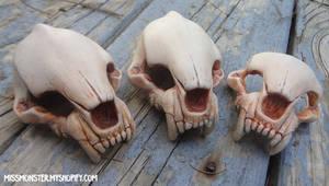 BJD skull masks