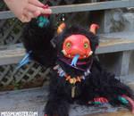 Yrnwood Hognose Imp doll