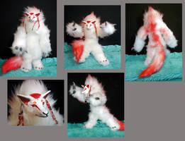 fox demon doll by missmonster
