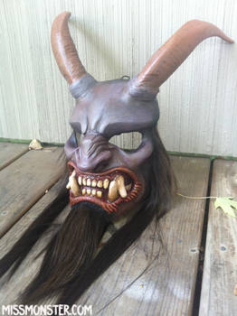 Krampus hair + ordering info