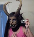 missmonster costume mask