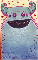 monster card 1 by missmonster