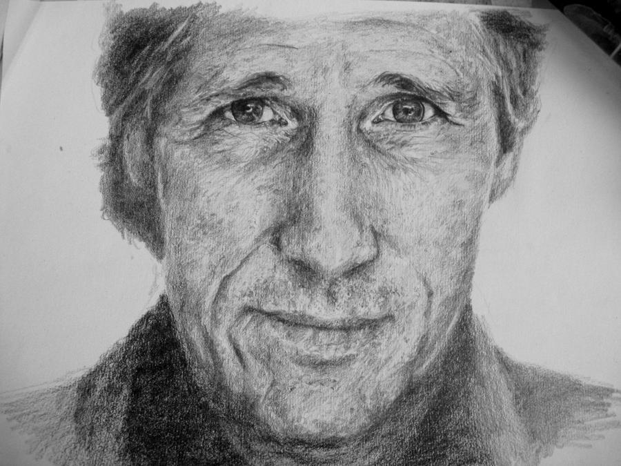 Roger Waters by GreenBass