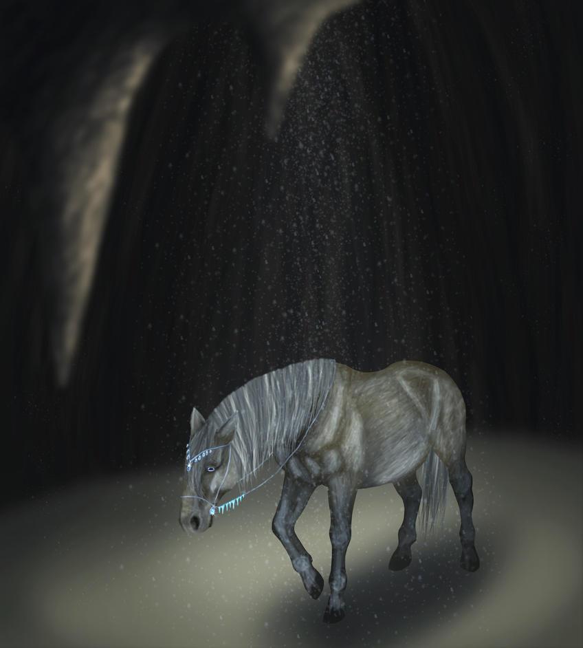 Royally frozen- II by S-Mari-T