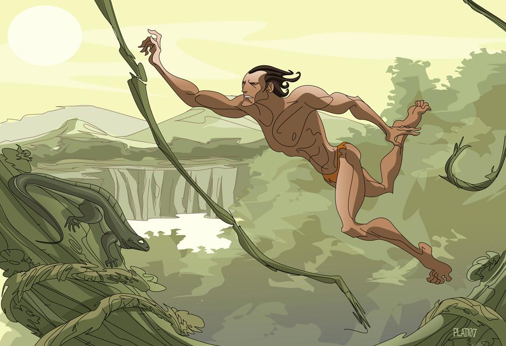 Tarzan by NunoPlati