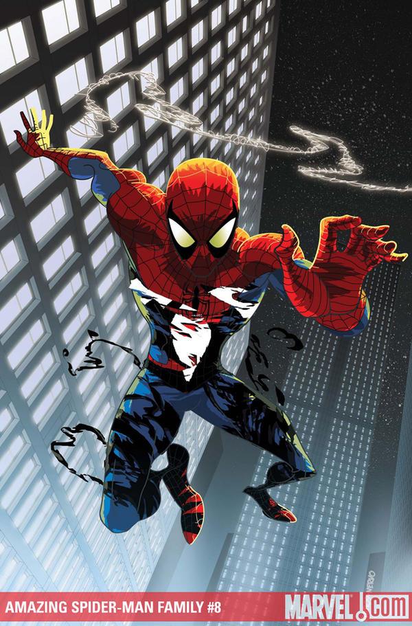 Amazing Spider man Family 8 by NunoPlati