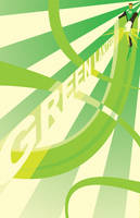 Green Lantern quickie by NunoPlati