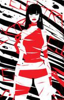 Elektra quickie by NunoPlati