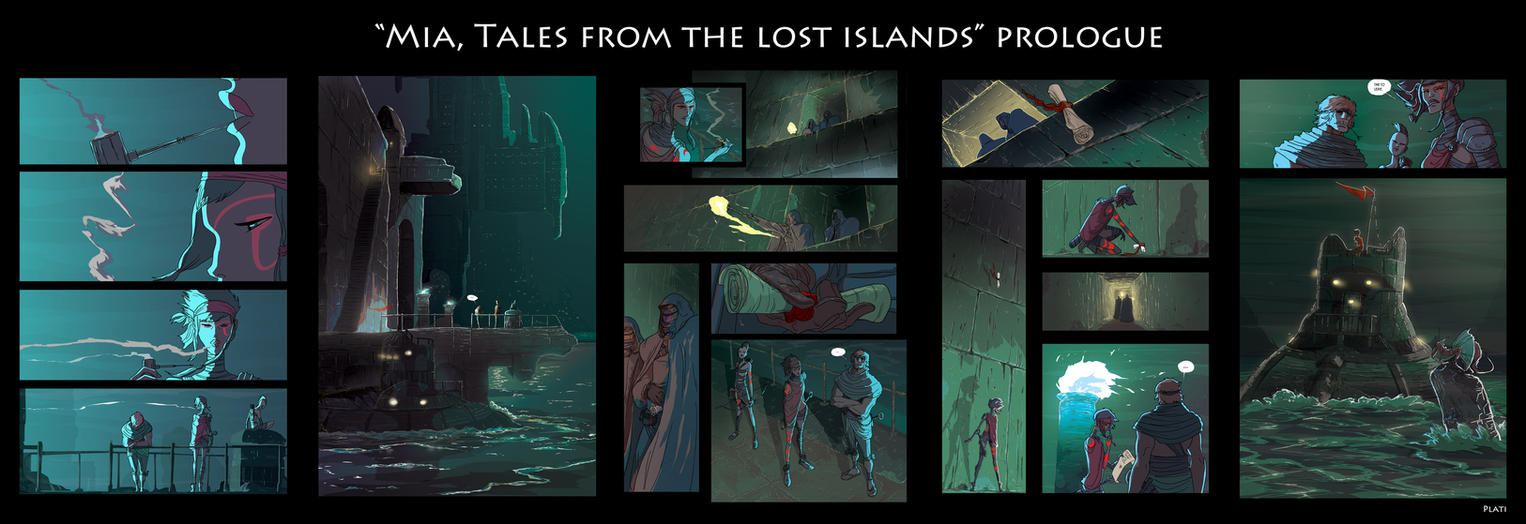 Mia Tales from the Lost Islands prologue tweak by NunoPlati