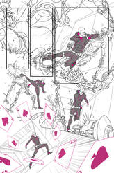 Gambit redesign page