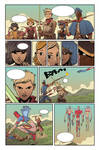 Spera page preview