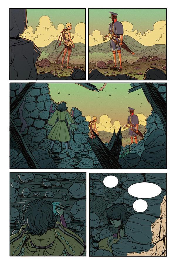 Spera page preview 2 by NunoPlati