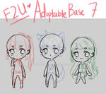 [F2U Bases] Adoptable Base Pack 7