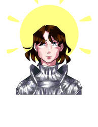 Joan of Arc by ShadyPebblez