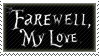 Farewell, My Love - Stamp by TheChiza