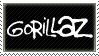 Gorillaz Stamp by TheChiza