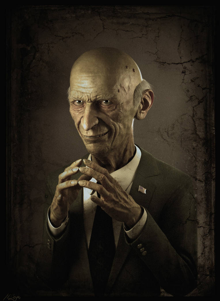 Mr. Burns by monomauve