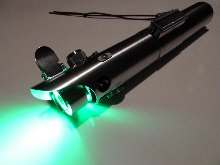Lightsaber graflex 1.1 b by monomauve