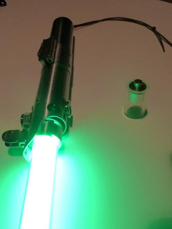 Lightsaber graflex 1.1 d by monomauve