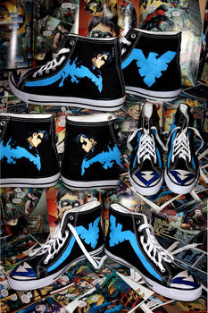 Nightwing Shoes