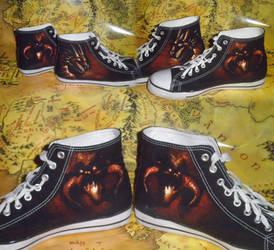 Balrog Shoes