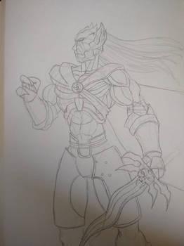 Kain sketch