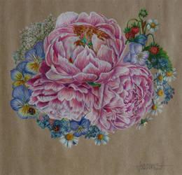 Bouquet by GizTheGunslinger