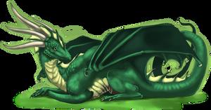 emerald shine by Jkz