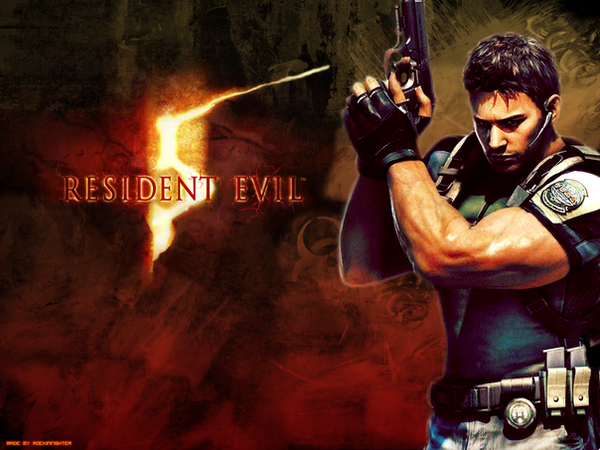 Resident Evil 5 Wallpaper by RockInFighteR