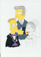 TS: Frink's Wedding by Cartuneslover16