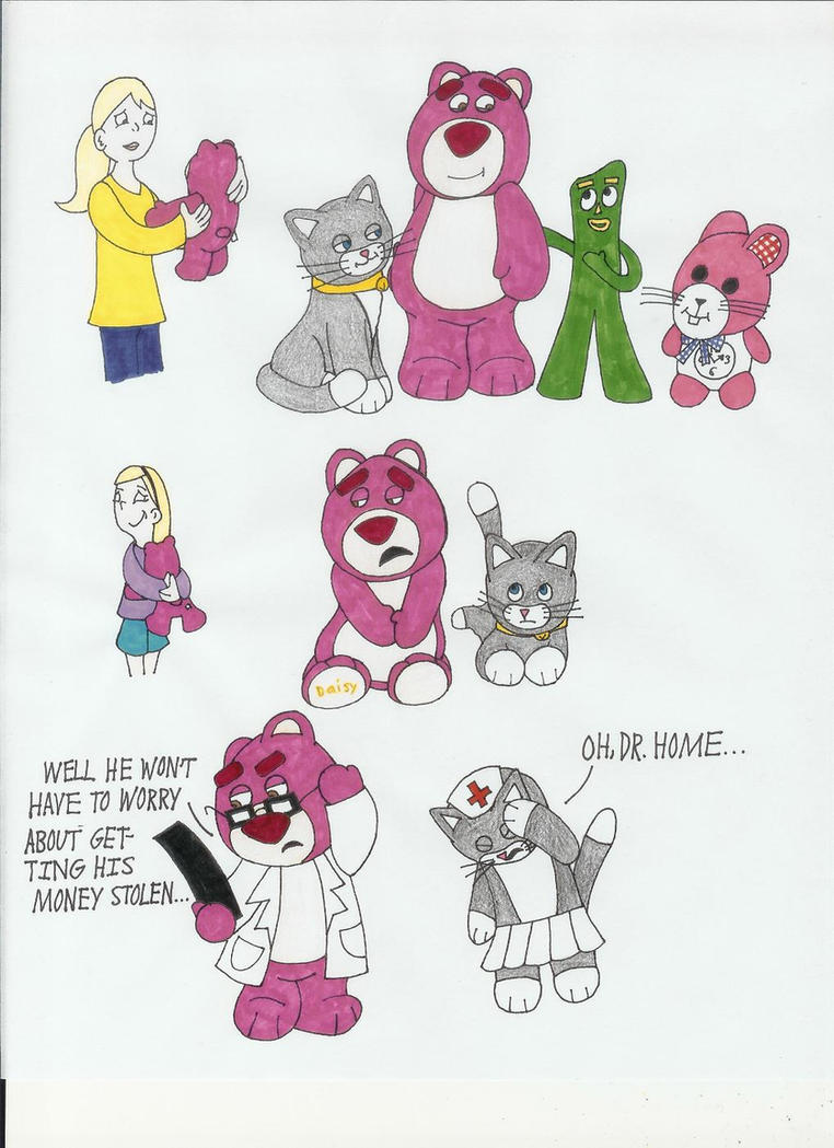 Toy Story 3: Lotso's New Life by Cartuneslover16 on DeviantArt