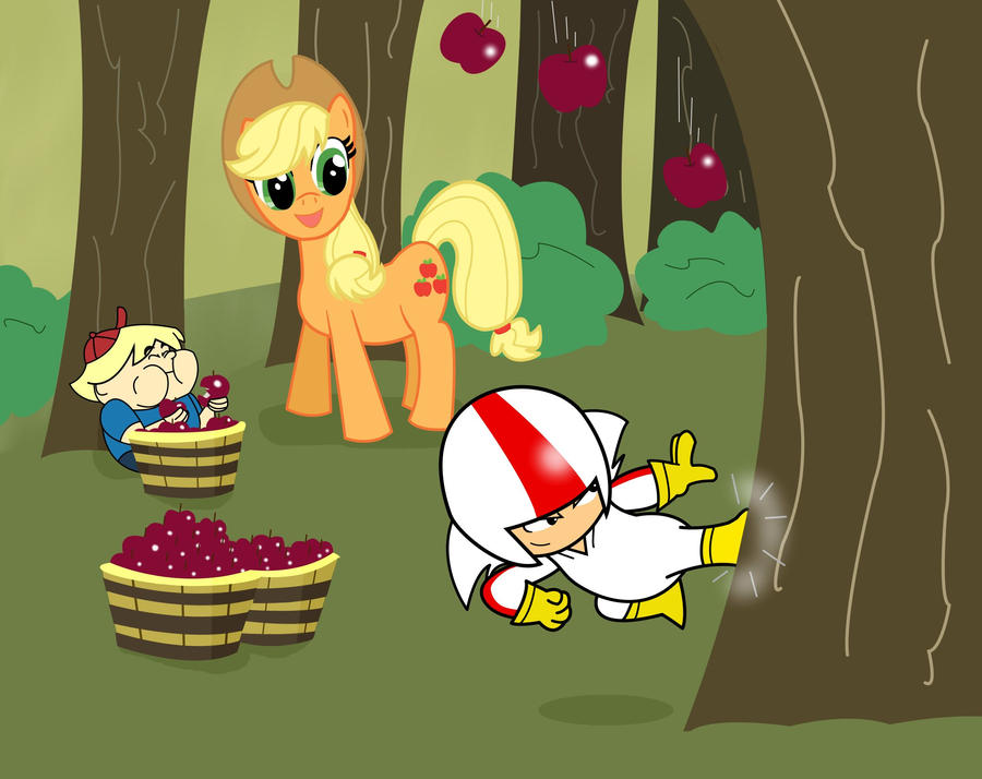 Applekickin' by Cartuneslover16