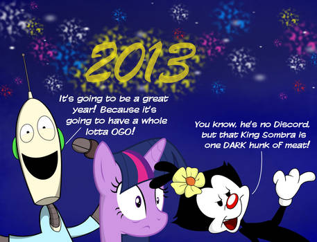 A New Year for ANYTHING