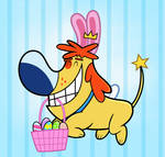 The Easter Sparky