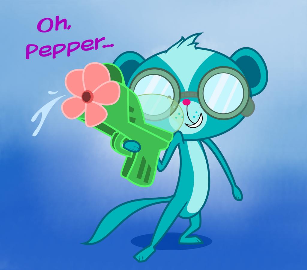 Ironic Littlest Pet Joker by Cartuneslover16