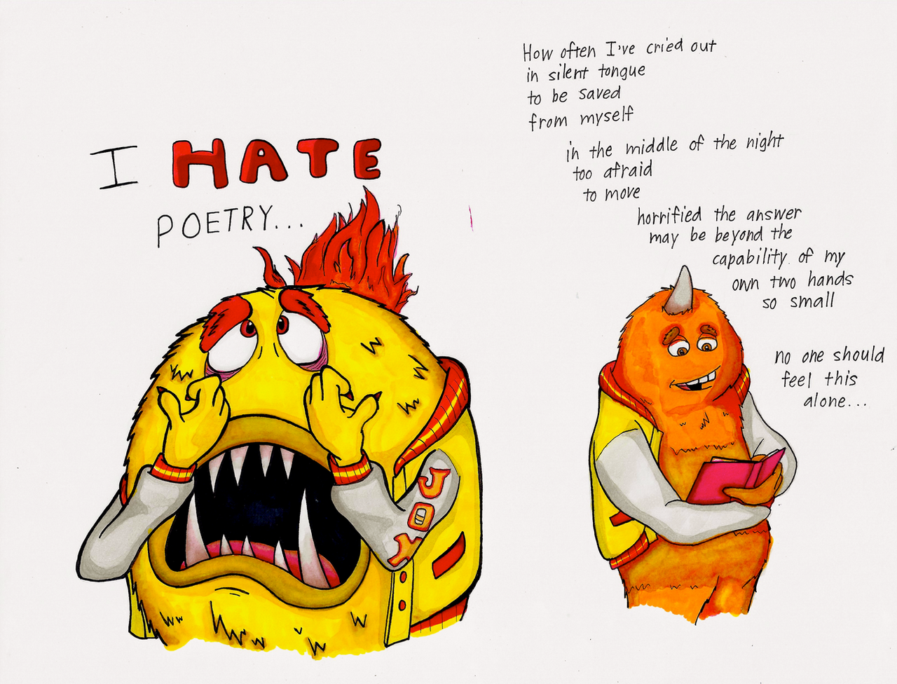 Image result for poetry sucks