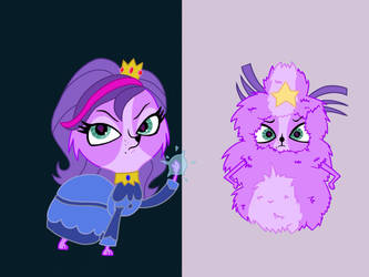 LPS + AT: Witch and B*tch by Cartuneslover16