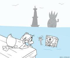 Nautical Neighbors by Cartuneslover16