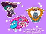 CARTOON MOM STICKERS SALE UNTIL MAY 16!! by Cartuneslover16
