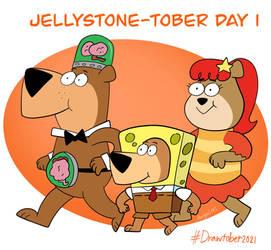JELLYSTONE-TOBER Day 1: Costumes