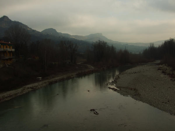 Bologna river1 by Sugary-stock